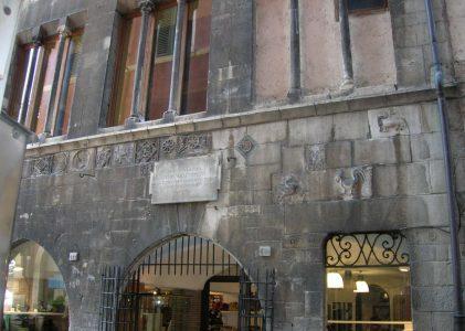 Casa Emmanuele Repetti