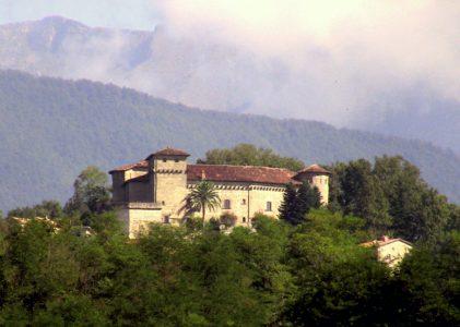 Castello di Monti (Licciana Nardi)
