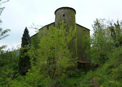 Castello della Villa di Tresana
